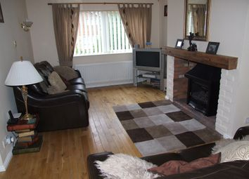 Thumbnail 4 bed detached house to rent in Hebden Avenue, Carlisle