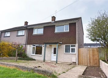 Thumbnail 3 bedroom semi-detached house for sale in Beauchamp Close, Swindon