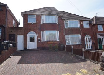 Thumbnail 3 bed semi-detached house for sale in Foden Road, Great Barr, Birmingham