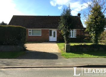 Thumbnail 3 bed bungalow to rent in Norley Road, Cuddington