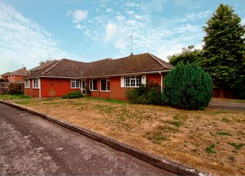 Thumbnail 4 bed bungalow for sale in Lambourne Close, Thruxton, Andover