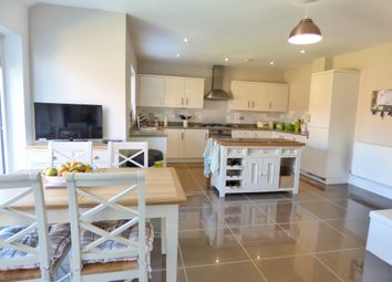 Thumbnail 4 bed detached house for sale in Bracken Close, Barleythorpe, Oakham