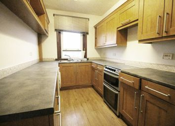 Thumbnail 2 bed flat for sale in Gillies Street, Troon, Ayrshire