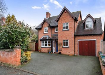 Thumbnail 4 bed detached house for sale in Gatehouse Close, Apley, Telford