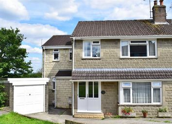 Thumbnail 4 bed semi-detached house for sale in Carrick Close, Chippenham, Wiltshire