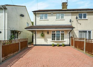Thumbnail 3 bed semi-detached house for sale in Kirkwall Crescent, Leicester