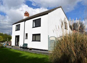 Thumbnail 4 bed detached house for sale in Limber Road, Kirmington, Ulceby