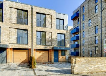 Thumbnail 5 bed town house for sale in Argyll Terrace, Southfields, London