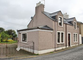 Thumbnail 3 bed semi-detached house for sale in Thistleycroft, Backrampart, Stranraer