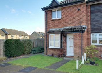 Thumbnail 1 bedroom terraced house to rent in Forresters Drive, Welwyn Garden City