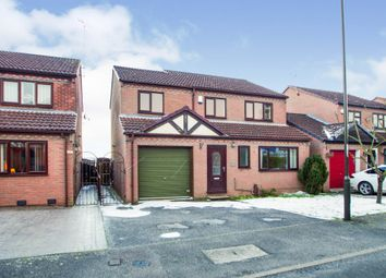 Thumbnail 4 bed detached house for sale in Sycamore Close, Stretton, Alfreton