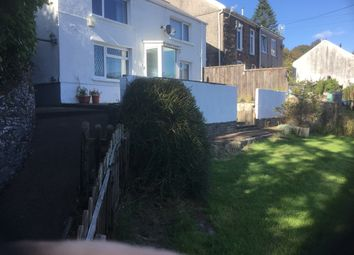 Thumbnail 3 bed detached house for sale in Old Road, Swansea, Swansea