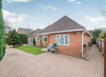 Thumbnail 4 bed detached bungalow for sale in Canal Walk, Romsey