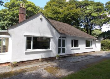 Thumbnail 3 bed detached bungalow for sale in Old Coach Road, Playing Place, Truro