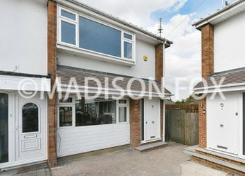 Thumbnail 3 bedroom terraced house to rent in The Poplars, Abridge