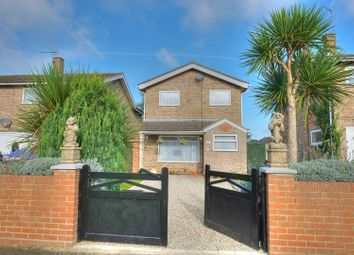 Thumbnail 4 bed detached house for sale in Heather Gardens, Great Yarmouth