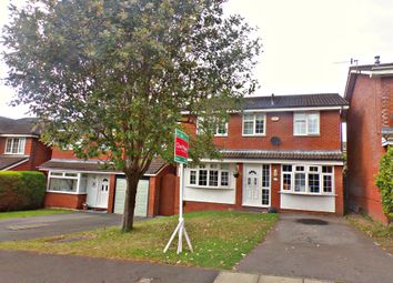 Thumbnail 4 bed detached house for sale in Lords Avenue, Prenton