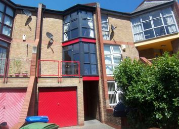 Thumbnail 3 bed terraced house to rent in Holyoake Court, Bryan Road