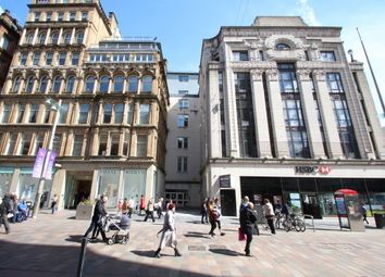 Thumbnail 3 bed flat to rent in Buchanan Street, Glasgow