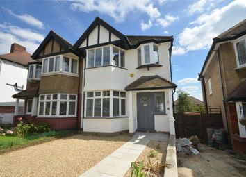 Thumbnail 3 bed semi-detached house to rent in Tithe Walk, London