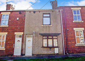 Thumbnail 2 bed terraced house for sale in Bradley Street, Easington Colliery, Peterlee