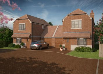 Thumbnail 2 bed semi-detached house for sale in Langar Lane, Harby, Melton Mowbray