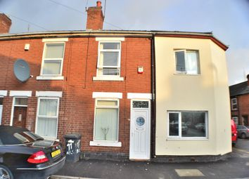 Thumbnail 2 bedroom terraced house for sale in Holcombe Street, Derby