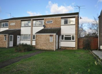 Thumbnail 2 bed maisonette to rent in Wallace Close, Woodley