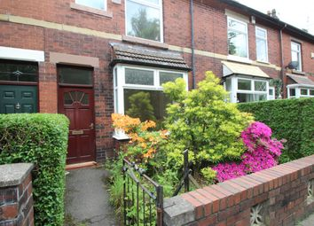 Thumbnail 3 bed terraced house to rent in Fold Road, Manchester