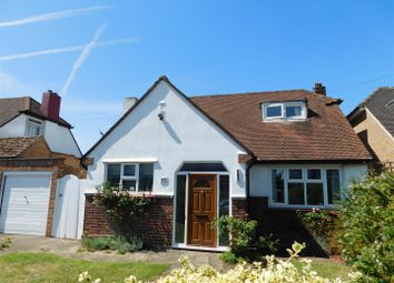 Thumbnail 3 bed detached house for sale in Greenwood Road, Thames Ditton