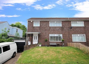 Thumbnail 3 bed semi-detached house to rent in Ty-Mawr Road, Llandaff North, Cardiff