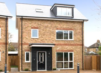 Thumbnail 3 bed detached house for sale in Emerson Mews, Montem Road, New Malden