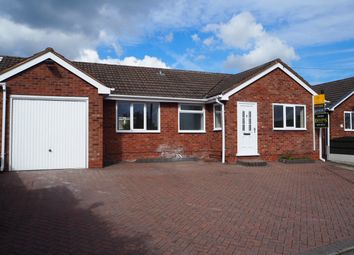 Thumbnail 3 bed bungalow for sale in Paget Drive, Burntwood