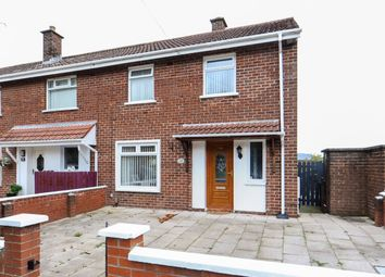 Thumbnail 2 bed terraced house for sale in Knockwood Crescent, Clarawood, Belfast