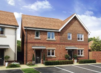 Thumbnail 3 bed semi-detached house for sale in Mill Lane, Calcot, Reading