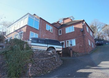 Thumbnail 8 bed detached house for sale in Cunnery Road, Church Stretton