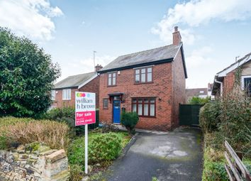 3 bed detached house for sale in Rutland Street, Old Whittington, Chesterfield S41