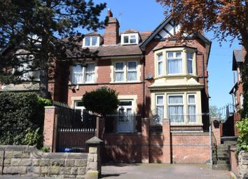 Thumbnail 6 bed semi-detached house for sale in Burton Road, Littleover, Derby