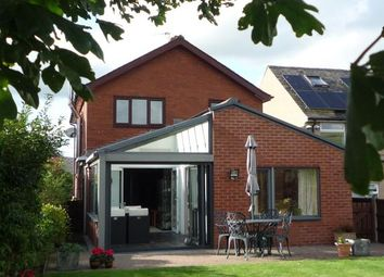Thumbnail 4 bed detached house for sale in Brooklands Road, Chapel-En-Le-Frith, Derbyshire, High Peak