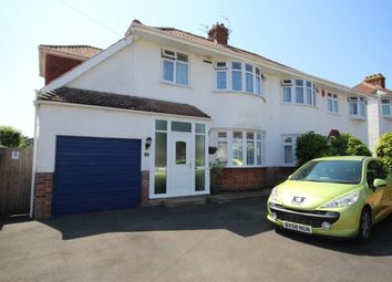 Thumbnail 4 bed semi-detached house for sale in Park Avenue, Bridgwater