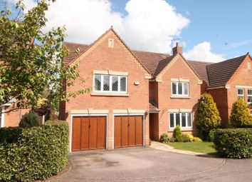 Thumbnail 5 bed detached house for sale in Newbury Drive, Daventry