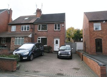 Thumbnail 3 bed semi-detached house for sale in Dudley, Netherton, St. Peters Road