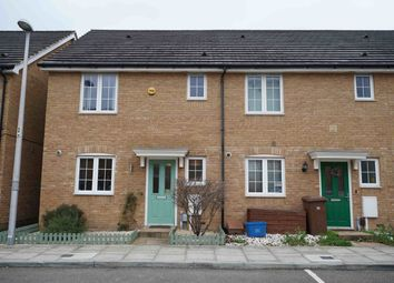 Thumbnail 2 bed terraced house to rent in Eustace Crescent, Rochester, Kent