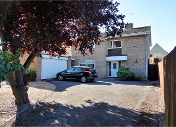 Thumbnail 4 bed detached house for sale in Church Gate, Deeping St James