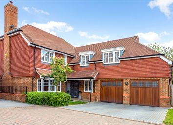 Thumbnail 5 bed detached house for sale in Firs Close, Horsham, West Sussex