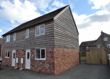 Thumbnail 3 bed semi-detached house for sale in Firs Lane, Bromyard