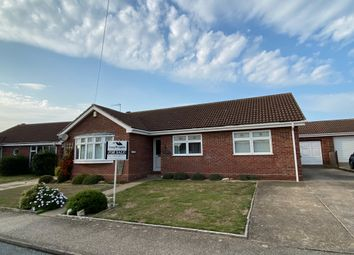 Thumbnail 3 bed detached bungalow for sale in Flowerday Close, Hopton, Great Yarmouth