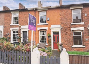 Thumbnail 2 bed terraced house for sale in Livesey Branch Road, Blackburn