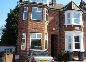 Thumbnail 3 bed semi-detached house to rent in Beaconsfield Road, Friern Barnet
