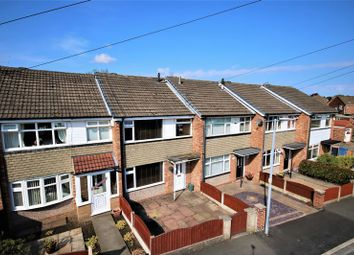 Thumbnail 3 bed terraced house for sale in Edale Close, Irlam, Manchester